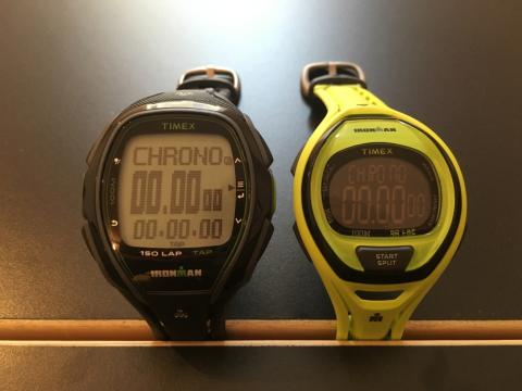 Keep The Running Stats Simple With A Timex