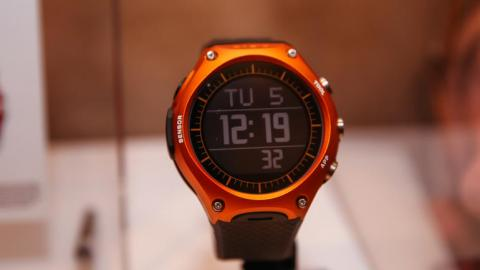 Market Was Hit By Casio Android Wear Watch At $500